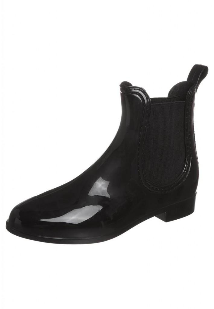 Gumak czarny krótki Juju Zalando