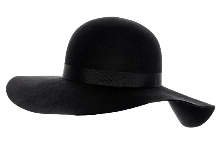 Topshop-czarny