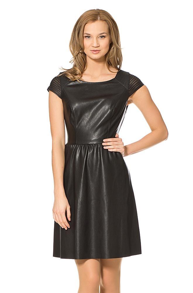 orsay sukienka ze skóry 199,95